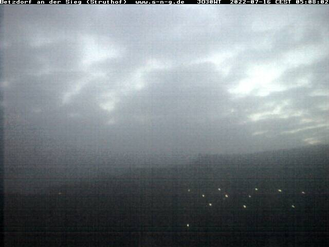 Webcam Betzdorf/Sieg Blick Richtung Struthof